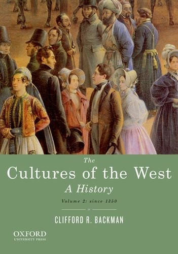 Cultures of the West Volume 2