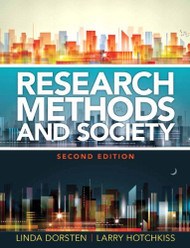 Research Methods And Society