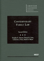 Contemporary Family Law