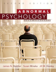 Abnormal Psychology Core Concepts