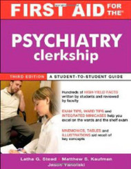 Aid For The Psychiatry Clerkship