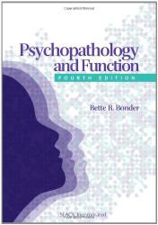 Psychopathology And Function
