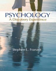 Psychology A Journey Of Discovery