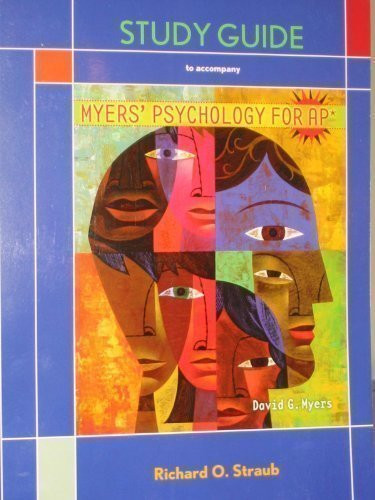 Advanced Placement* Psychology Study Guide