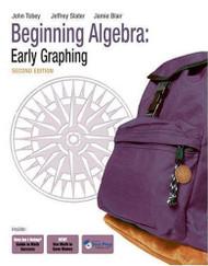 Beginning Algebra Early Graphing