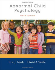Abnormal Child Psychology