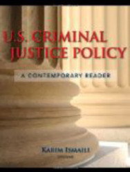 Us Criminal Justice Policy
