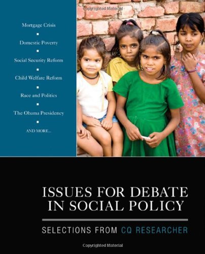 Issues for Debate in Social Policy