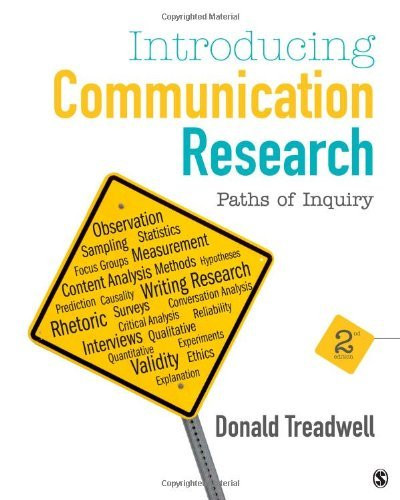 Introducing Communication Research
