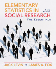 Elementary Statistics In Social Research The Essentials