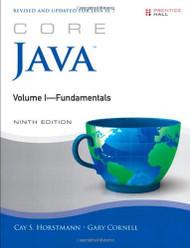 Core Java Volume 1