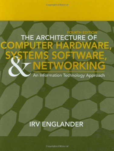 Architecture Of Computer Hardware And Systems Software