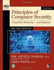 Principles Of Computer Security by Wm. Arthur Conklin