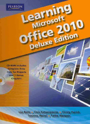 Learning Microsoft Office 2010 Deluxe Editions