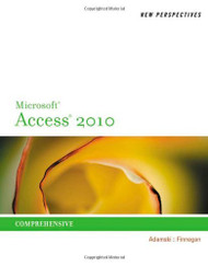 New Perspectives On Microsoft Access 2010 Comprehensive