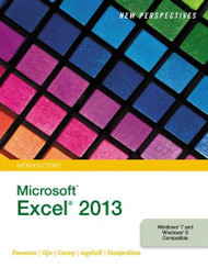 New Perspectives On Microsoft Excel 2013 Introductory