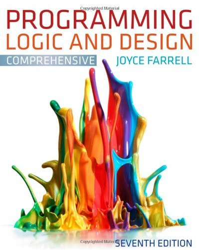 Programming Logic And Design Comprehensive