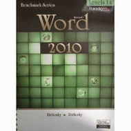 Benchmark Microsoft Word 2010 Levels 1 And 2