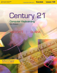Century 21 Computer Keyboarding Lessons 1-80