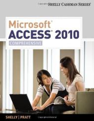 Microsoft Access 2010 Comprehensive
