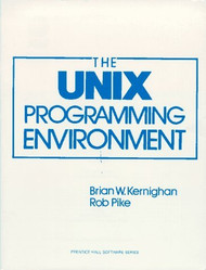 Unix Programming Environment
