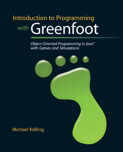 Introduction To Programming With Greenfoot