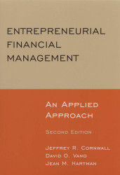 Entrepreneurial Financial Management