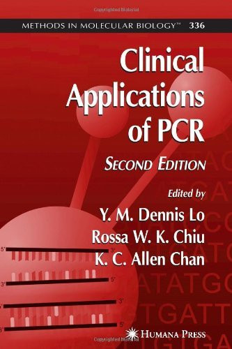 Clinical Applications Of Pcr