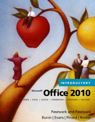 Microsoft Office 2010 Introductory by Pasewark