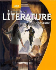 Elements Of Literature First Course