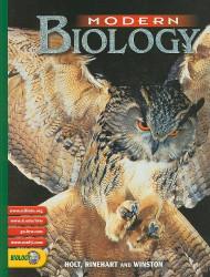 Holt Rinehart And Winston Modern Biology
