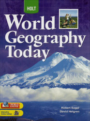 World Geography Today Grades 9-12
