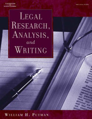 Legal Research Analysis And Writing