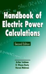 Handbook Of Electric Power Calculations