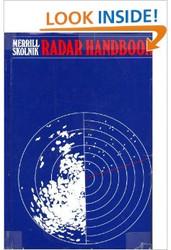 Radar Handbook by Merrill Skolnik