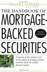 Handbook Of Mortgage-Backed Securities