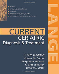 Current Geriatric Diagnosis And Treatment