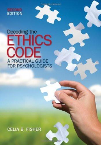Decoding The Ethics Code