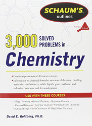 3 000 Solved Problems In Chemistry