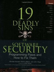 19 Deadly Sins Of Software Security