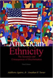 American Ethnicity: The Dynamics and Consequences of Discrimination by Adalberto Aguirre
