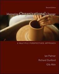 Managing Organizational Change - Ian Palmer