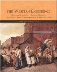 Western Experience Volume 2 - Mortimer Chambers