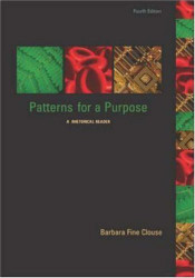 Patterns For A Purpose by Barbara Clouse