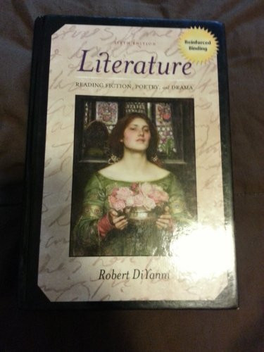 Literature Reading Fiction Poetry And Drama