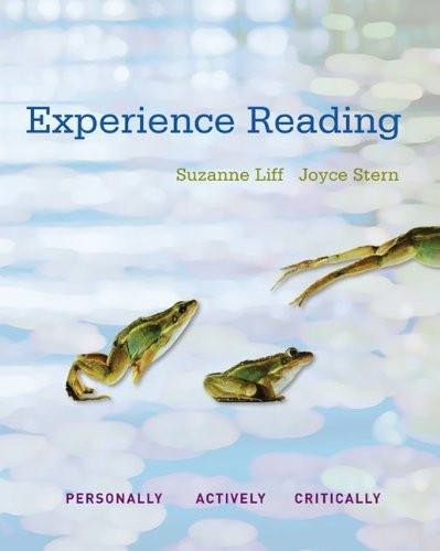 Experience Reading Book 1