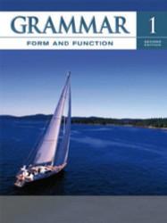 Grammar Form and Function 1 Workbook