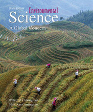 Environmental Science by William P Cunningham