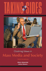 Taking Sides Clashing Views In Mass Media And Society
