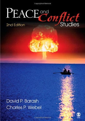 Peace And Conflict Studies
